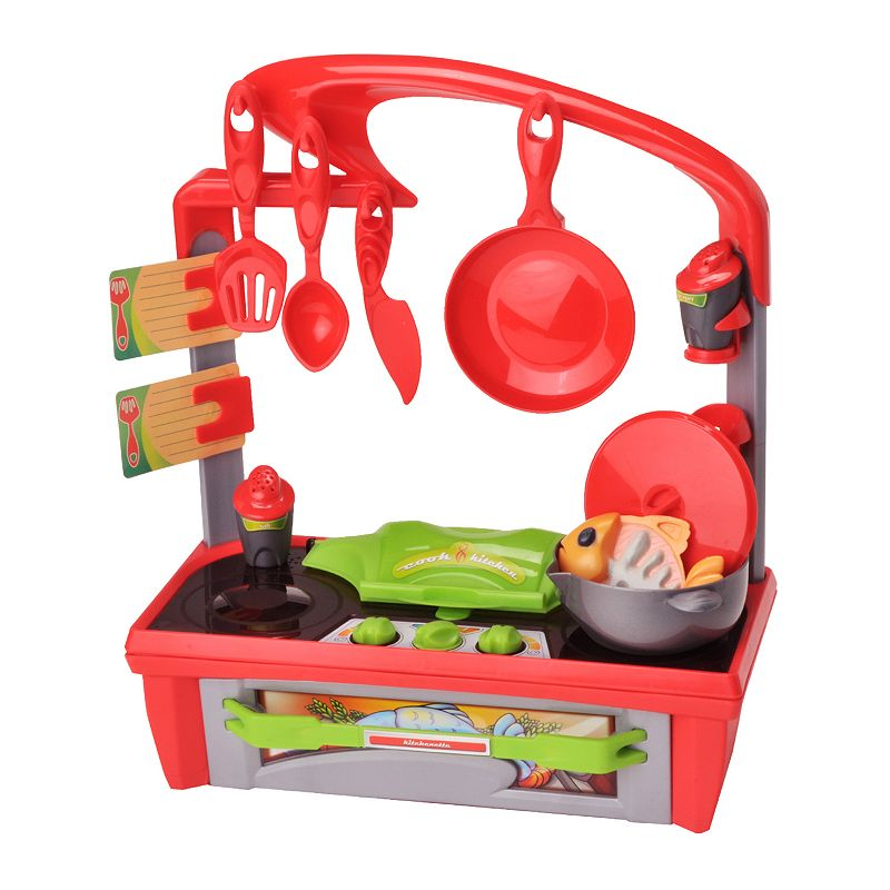 Cook 'n Kitchen Kitchenette Playset