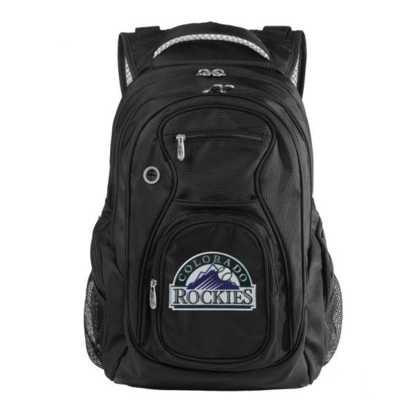 Colorado Rockies 17 1/2-in. Laptop Backpack