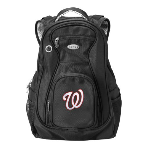 Washington Nationals 17 1/2-in. Laptop Backpack