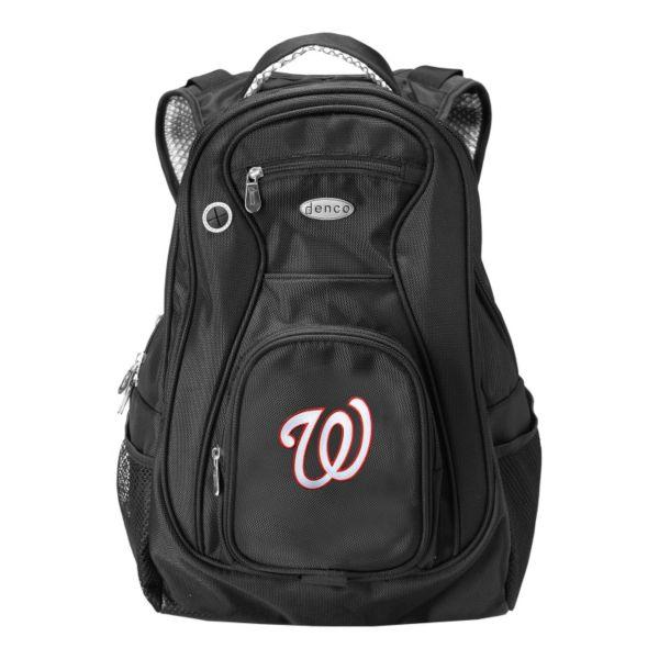 Washington Nationals 17 1/2-in. Laptop Backpack