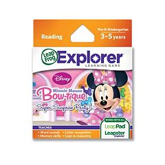 Disney Mickey Mouse & Friends Minnie Mouse Bow-tique Super Surprise Party! Explorer... by