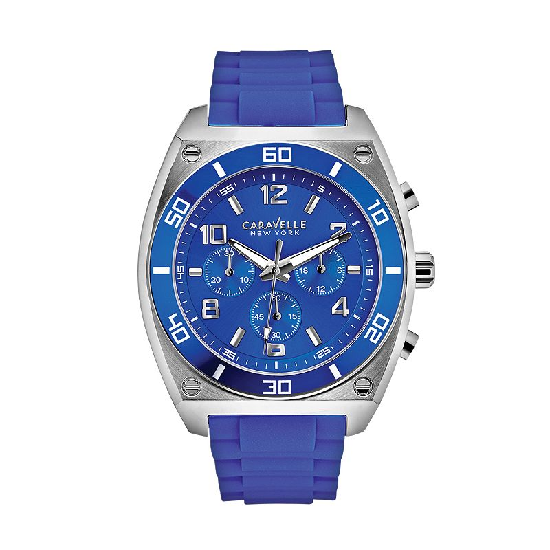 Caravelle New York by Bulova Men's Chronograph Watch - 45A115
