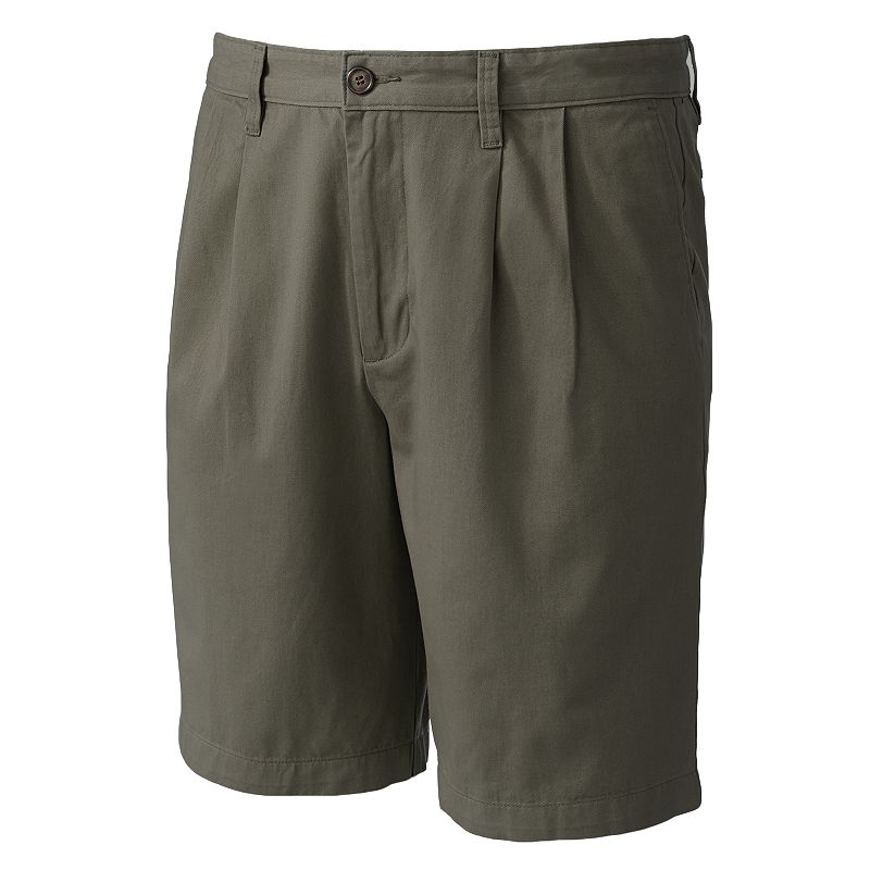 Men's Dockers Classic Double-Pleat Shorts