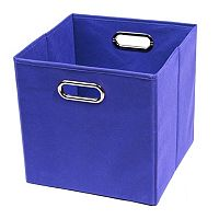 Modern Littles Solid Folding Storage Bin