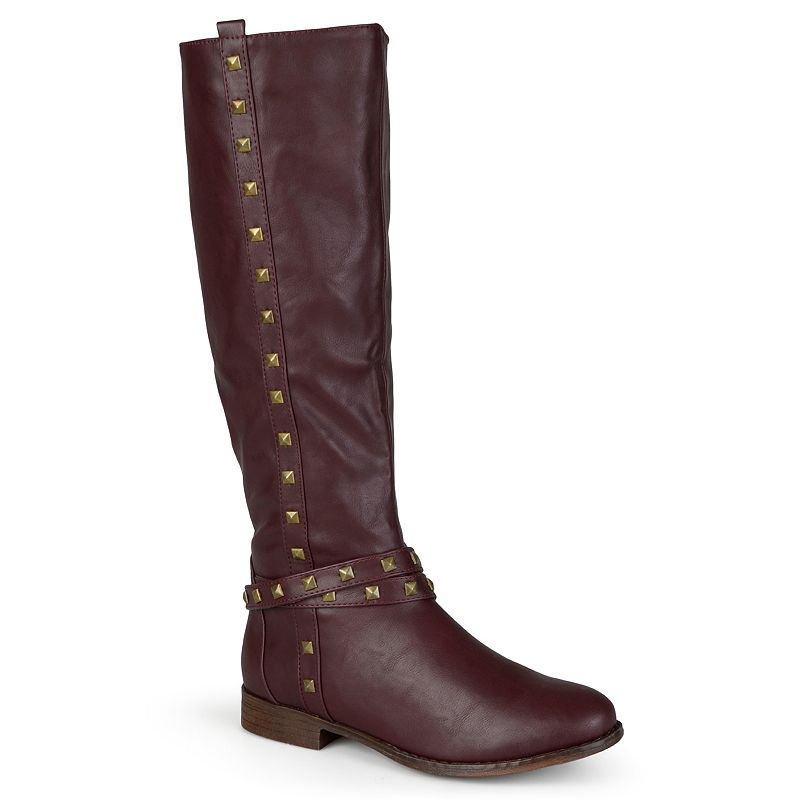 Journee Collection Chillum Women's Studded Tall Boots