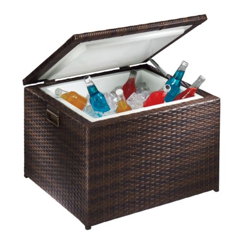 SONOMA outdoors™ Presidio Patio Wicker Cooler