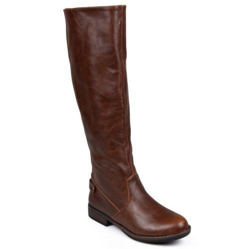 Journee Collection Lynn Tall Riding Boots - Women