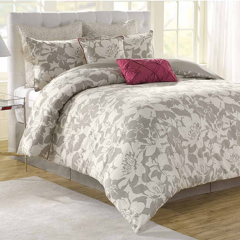 Soho New York Home Peony 8-pc. Comforter Set - Queen