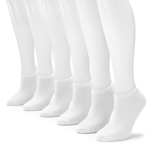 SONOMA life + style® 6-pk. Ankle Socks