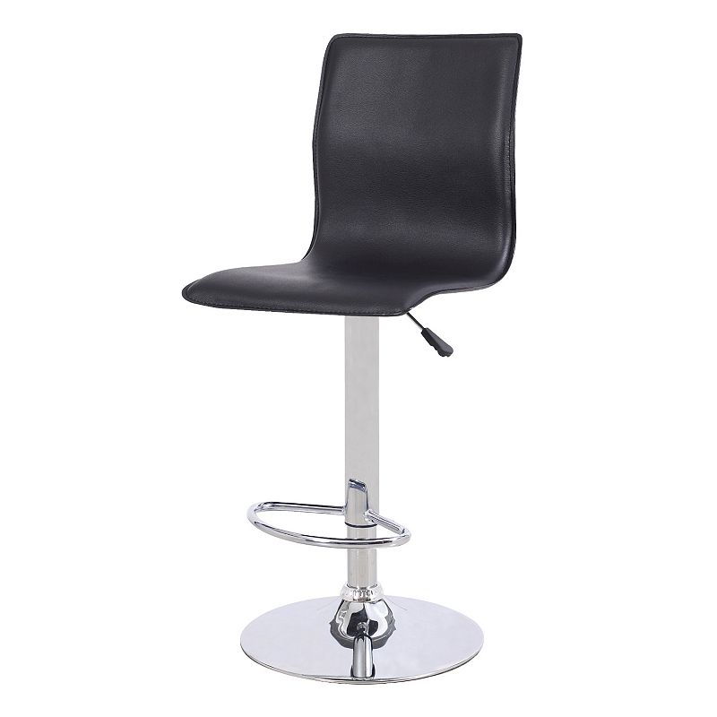 Adjustable Swivel Counter Stool