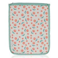 BlueAvocado XO(eco) Ivory Roses iPad Pouch by Lauren Conrad