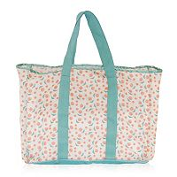 BlueAvocado XO(eco) Ivory Roses Shopper Bag by Lauren Conrad