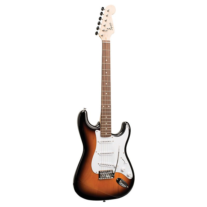Squier by Fender Bullet Strat Electric Guitar with Tremolo