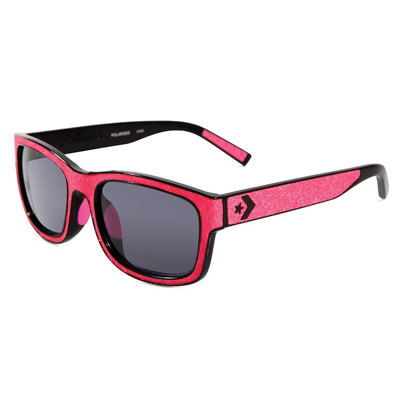 Converse Polarized On Your Mark Square Sunglasses