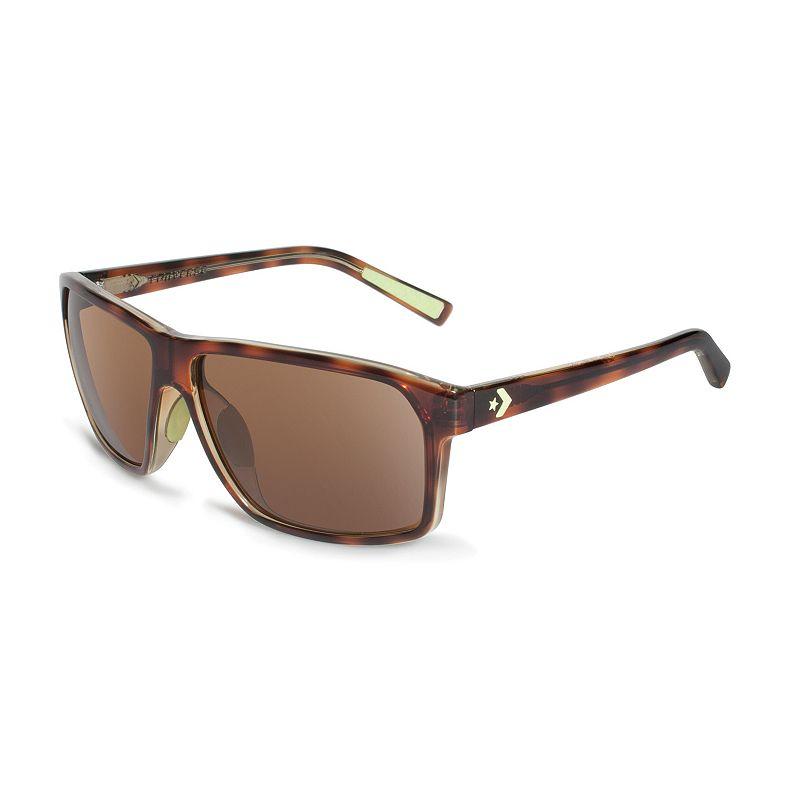 Converse Polarized On Deck Square Retro Sunglasses