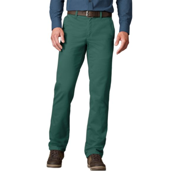 Big & Tall SONOMA Goods for Life™ Twill Straight-Fit Flat-Front Pants