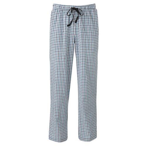 Apt. 9® Plaid Woven Lounge Pants - Big and Tall