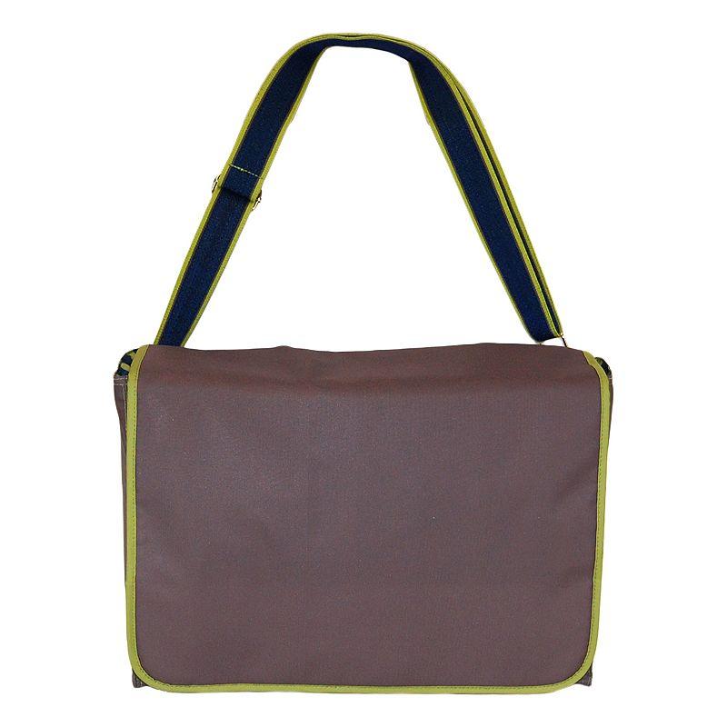 BlueAvocado Laptop Messenger Bag by Ross Bennett