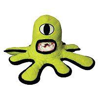 Tuffy Green Alien Dog Toy