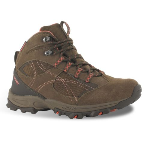 Hi-Tec Ohio Waterproof Hiking Boots - Women