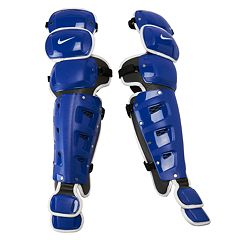 Nike 15-Inch Baseball Catcher's Leg Guards by