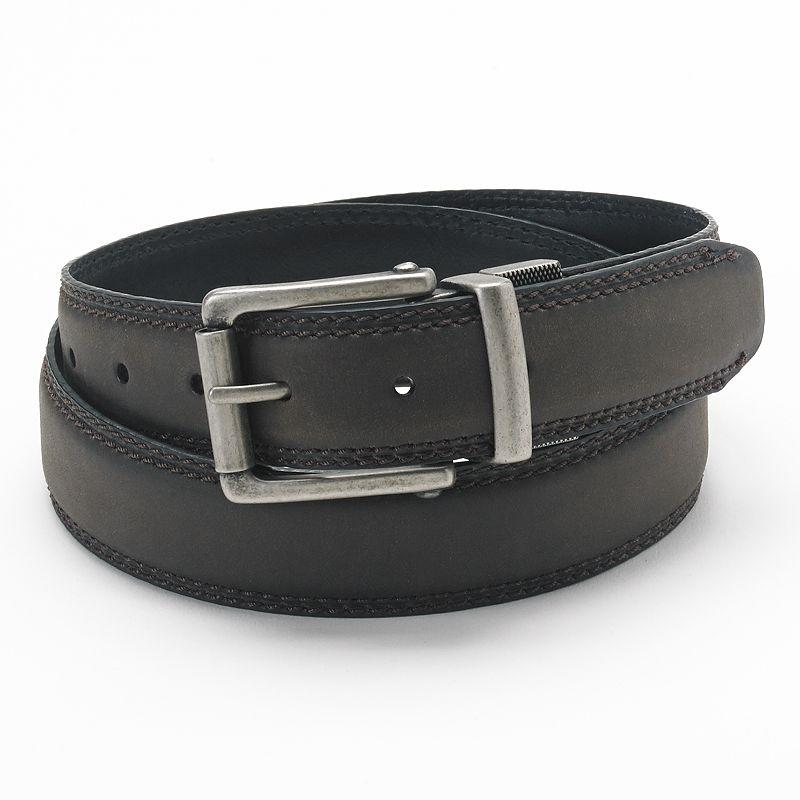 Dickies Reversible Leather Belt - Men