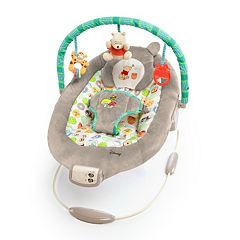 Disney Winnie the Pooh Dots & Hunny Pots Bouncer by