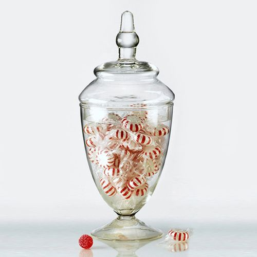 Amici by Global Amici Victoria 2-pc. Apothecary Jar Set