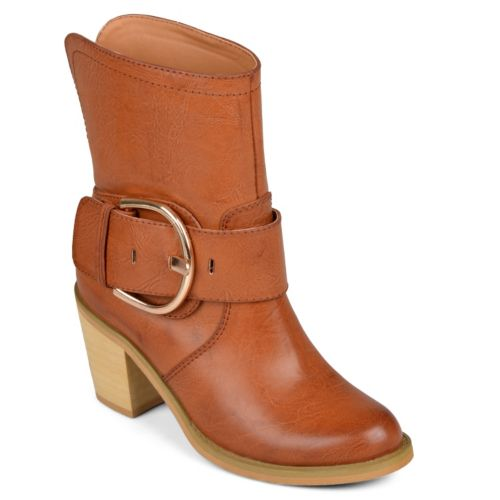 Journee Collection Tiahna Ankle Boots - Women