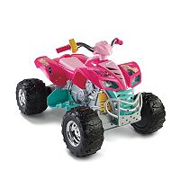 Power Wheels Barbie KFX Ride-On by Fisher-Price
