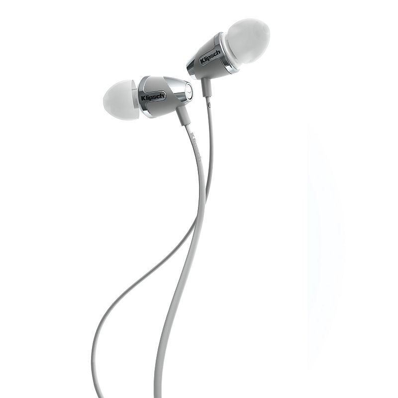 Klipsch Image S4 II Noise Isolating In-Ear Headphones for iOS