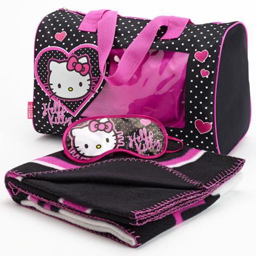 Hello Kitty® 3-pc. Sleepover Set - Girls
