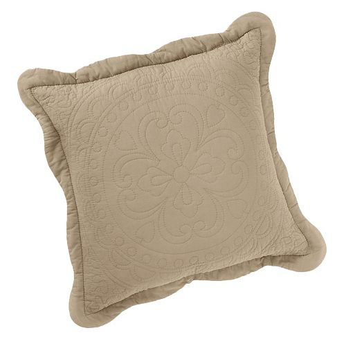 Home Classics Mary Solid Decorative Pillow