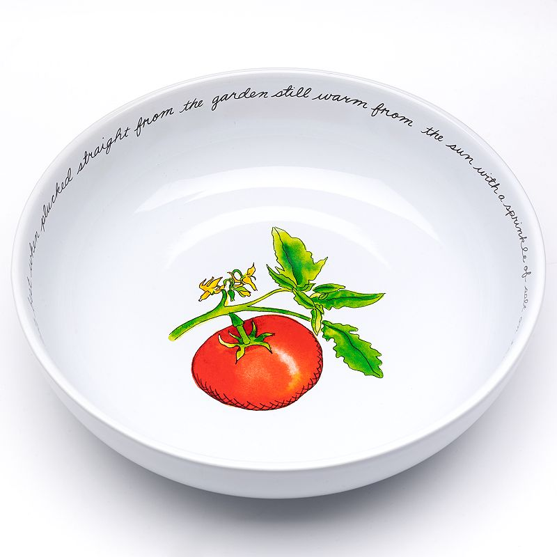 Food Network™ Veggie Shallow Serving Bowl