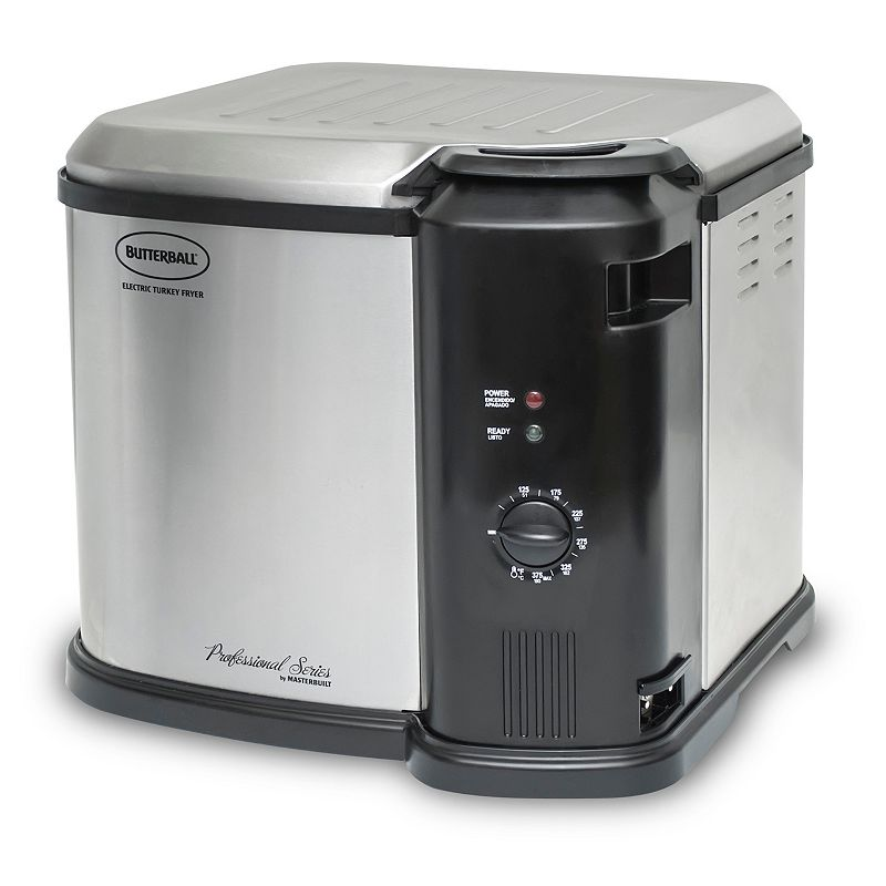 Masterbuilt Butterball Indoor Electric Turkey Fryer