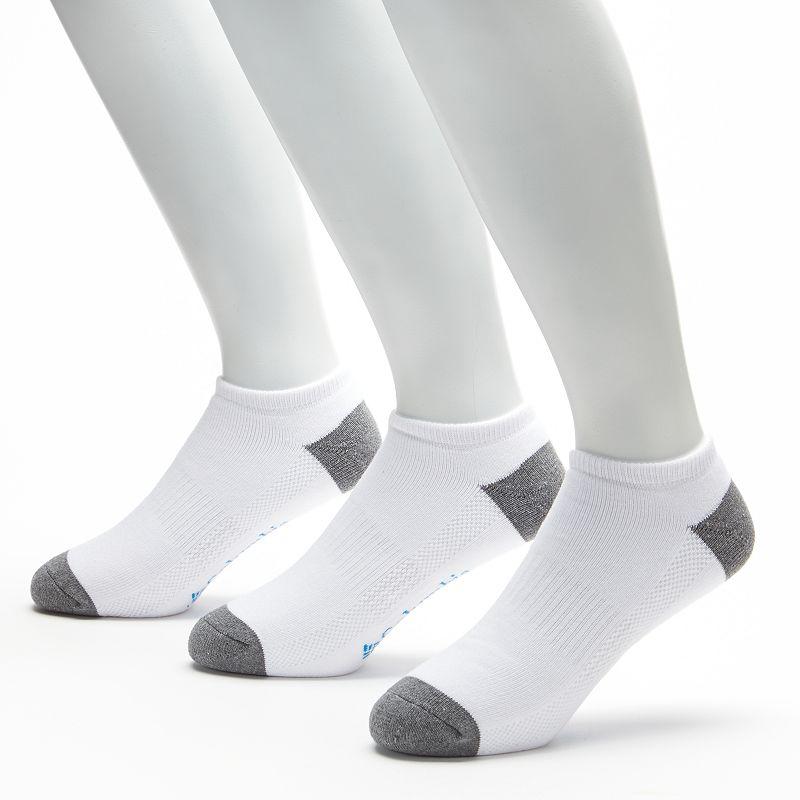 Columbia 3-pk. Athletic No-Show Socks - Men