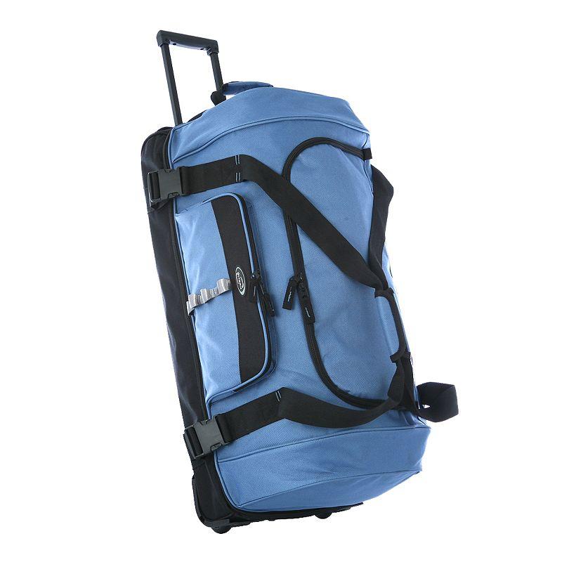 Olympia 30-Inch Wheeled Drop-Bottom Duffel Bag
