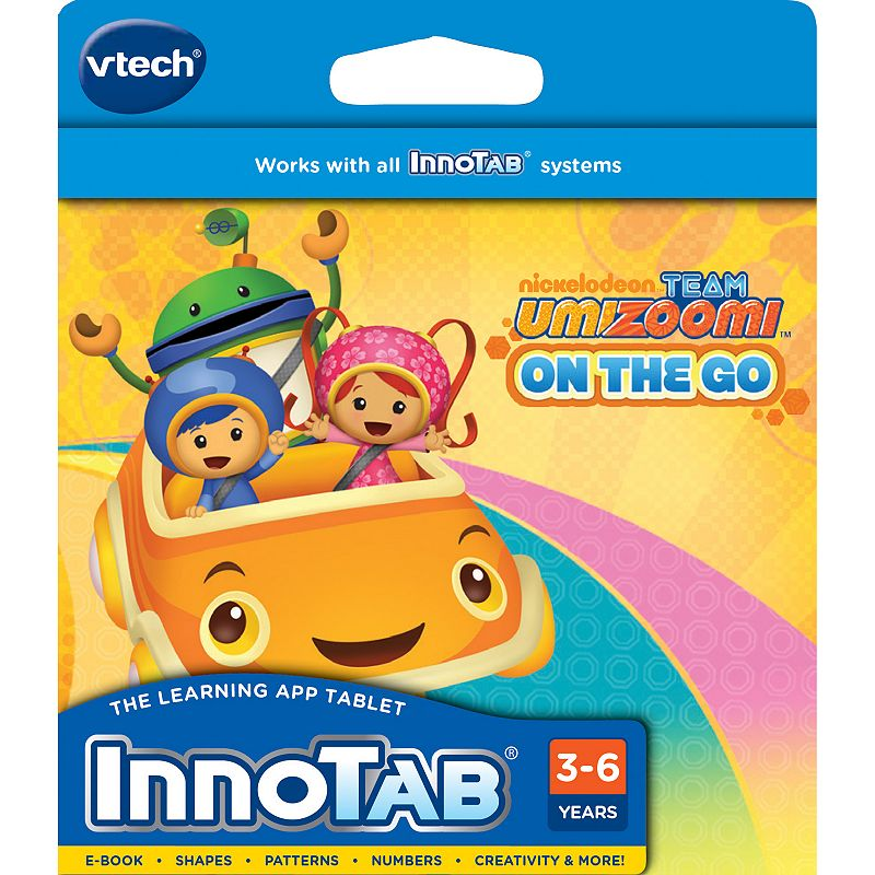 InnoTab Team Umizoomi Game by VTech