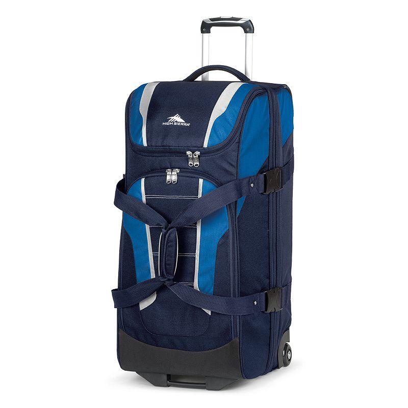 High Sierra Prime Access 32-Inch Rolling Duffel Bag