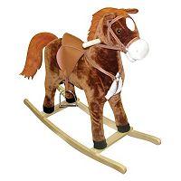 Charm Company Hercules Rocking Horse
