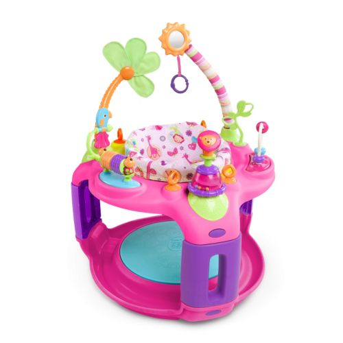 Bright Starts Bounce-A-Round - Sweet Safari