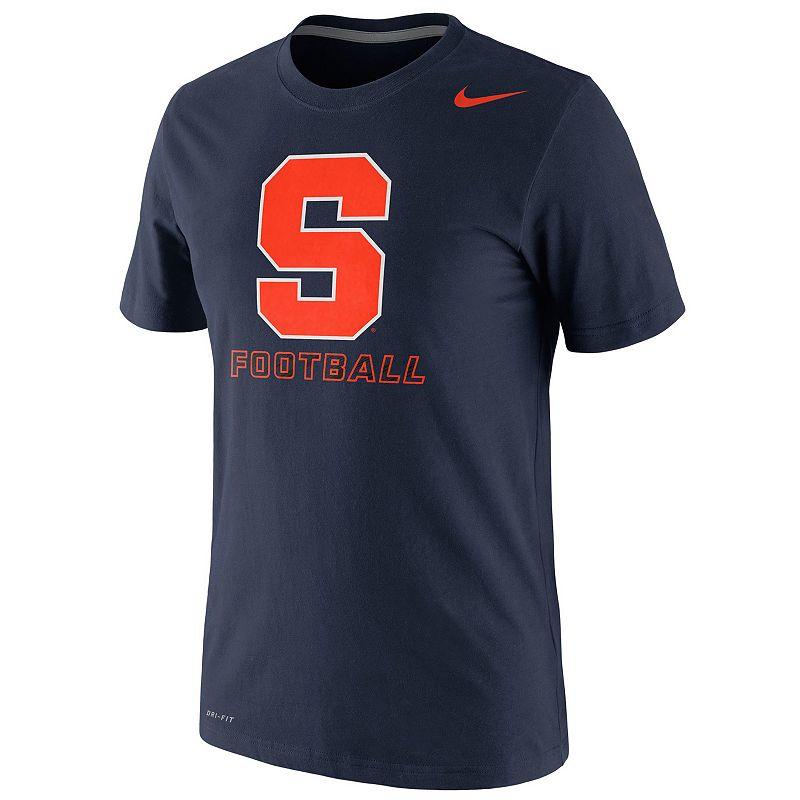 Men's Nike Syracuse Orange Football Practice Legend Dri-FIT Performance Tee
