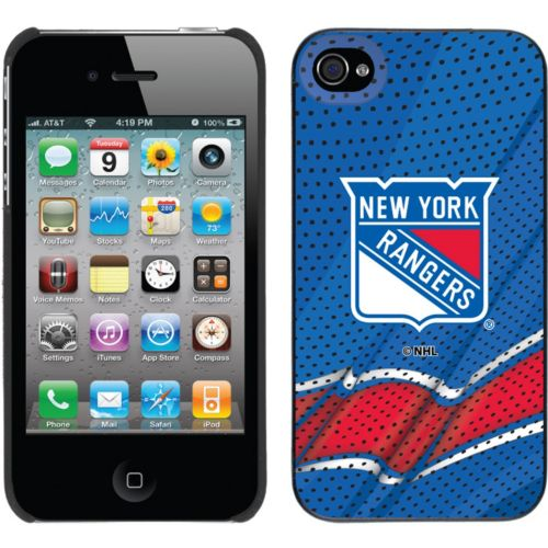 Coveroo, Inc. New York Rangers iPhone 4 / 4S Thinshield Snap-On Case