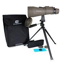 Cassini 10-30 x 60mm Zoom Binoculars with Case & Tripod