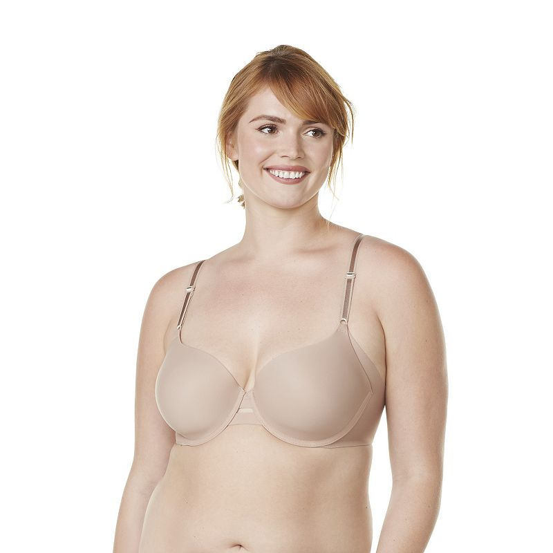 Warner's Bra: No Side Effects Underarm-Smoothing Underwire Bra 1356 - Women's