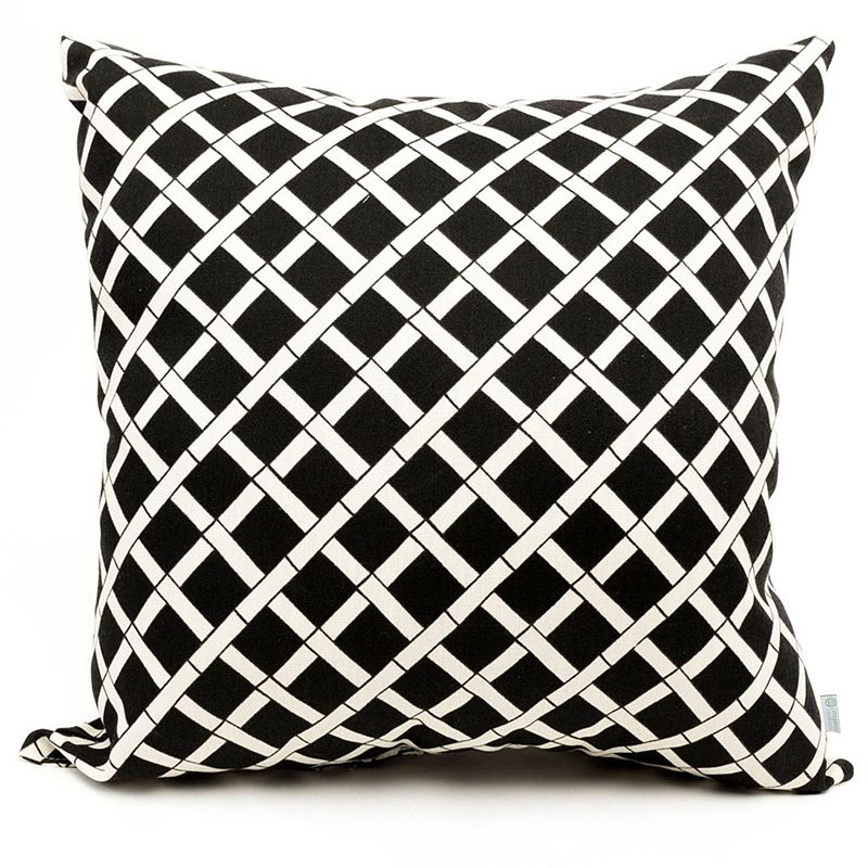 Kohls Oversized Throw Pillows : Majestic Home Goods Geometric Indoor Outdoor Large Decorative Pillow DealTrend