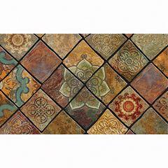 Apache Mills Masterpiece Macedonia Tiled Doormat 18