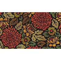 Apache Mills Masterpiece November Bloom Doormat - 18'' x 30''