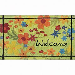 Apache Mills Masterpiece Wildflower Doormat 18