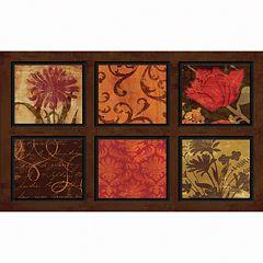 Apache Mills Masterpiece Decorative Tiles Doormat 22